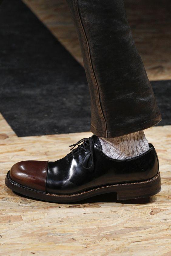Модна чоловіче взуття осінь-зима 2016-2017