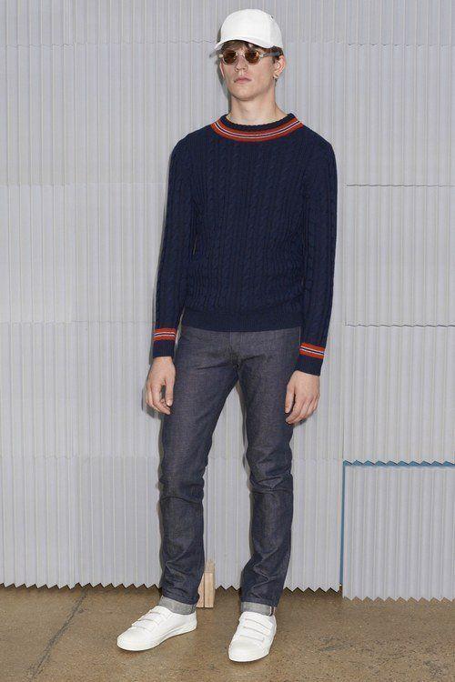 Модні чоловічі джинси. Весна літо 2016