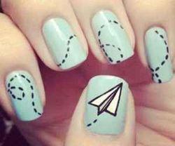 малюнки на нігтях