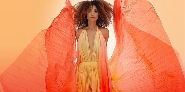 Модні переходи: сукні омбре
