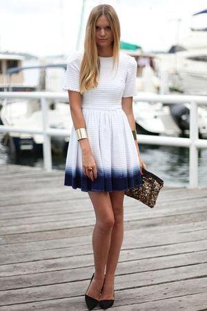 плаття з градієнтом