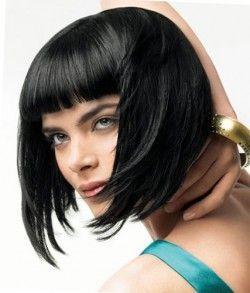 Модні зачіски каре