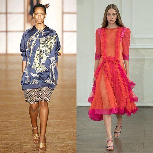 Модні тенденції весна-літо 2017
