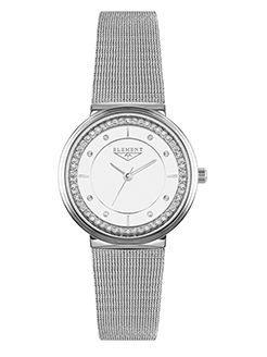 жіночий годинник в сталевому корпусі