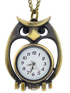 годинник кулон