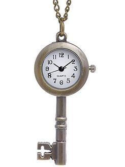 модні годинник кулон