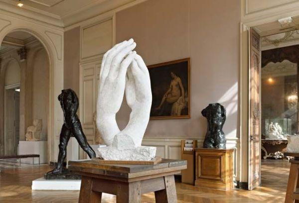 Музей родена в парижі відкриває свої двері