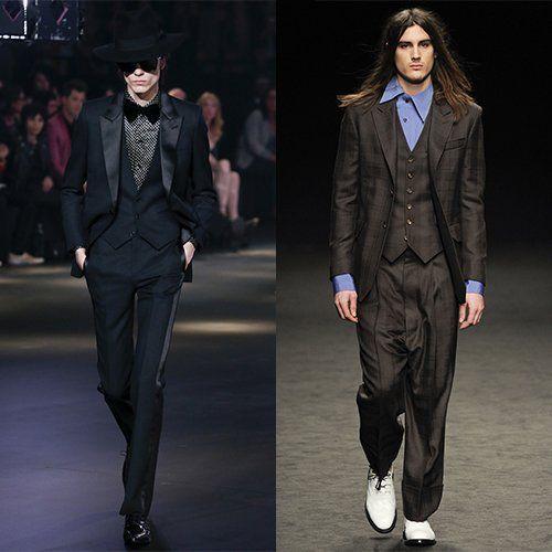 Чоловіча мода осінь-зима 2016-2017