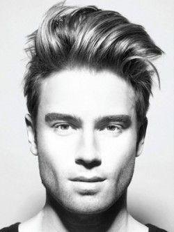 Чоловічі зачіски напівбокс і бокс - краса, непідвладна моді і часу