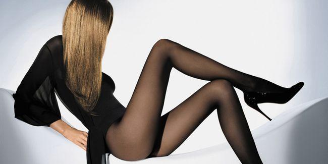 Знахідка для жінок: нервучкого колготки elaslim