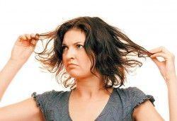 Народні засоби проти жирності волосся