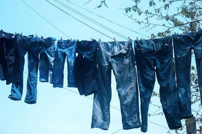 Нові джинси фарбуються - як вирішити проблему?