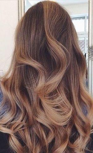 сомбра фарбування волосся