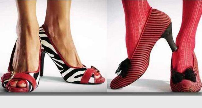 Зануримося в історію: відео, як змінювалися жіночі туфлі за останні 100 років
