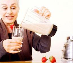 Омолоджуюча дієта: продукти плюсові і мінусові