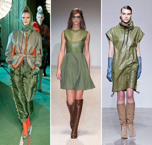 модний колір в одязі