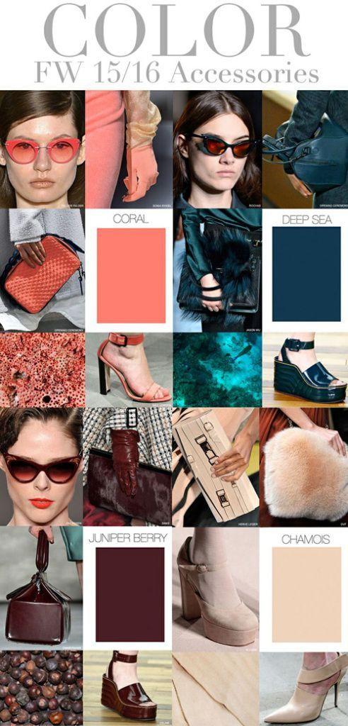 модні кольори аксесуарів