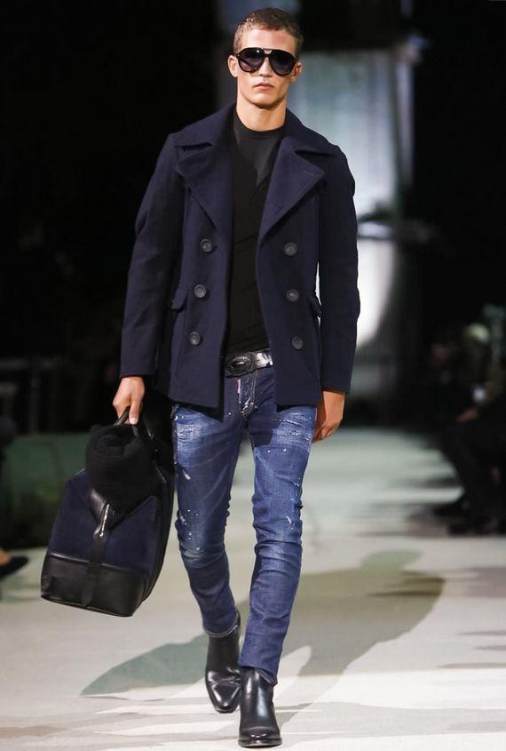 Осінь зима 2015-2016 чоловіча мода