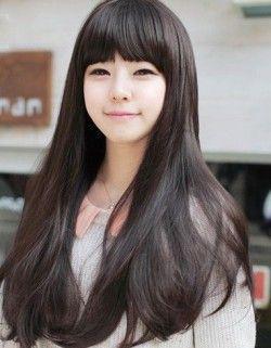 Основні тенденції корейських стрижок і зачісок
