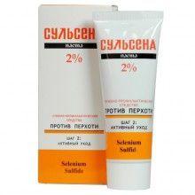 Паста сульсена - ефективний засіб для волосся