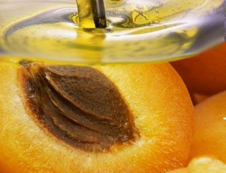 Персикове масло для волосся
