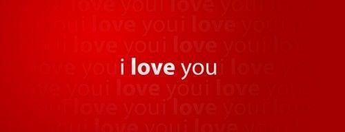 Пишемо «я люблю тебе» красиво в різних стилях