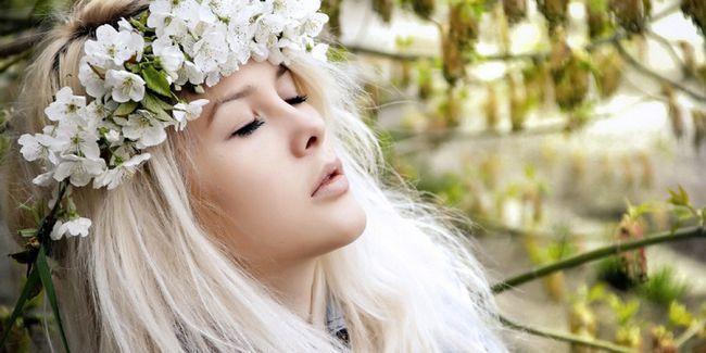 Платиновий колір волосся: 16 кращих образів