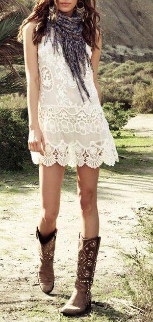 плаття хіпі