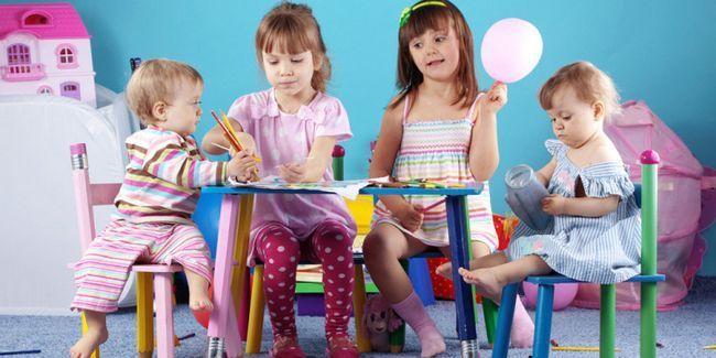 Підготовка дитини до дитячого садка