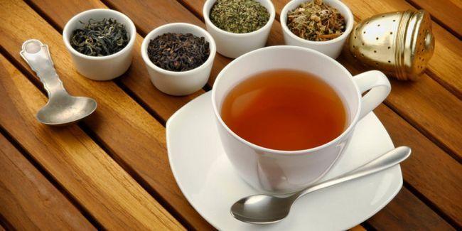 Корисні властивості чаю