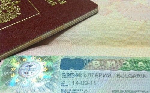 Отримуємо візу в болгарію - види документа і отримання