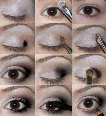 Покрокова техніка макіяжу смокі-айс для будь-якого кольору очей