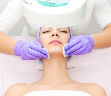 Постпілінговий догляд за шкірою обличчя