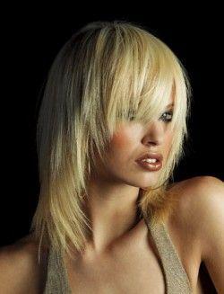 Зачіска каскад - неймовірна сексуальність