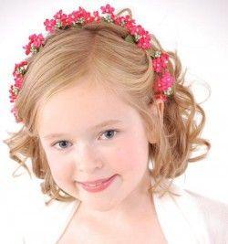 Зачіски для дівчаток: святковий образ юної леді
