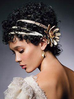Зачіски грецьких богинь