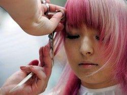 Зачіски в японському стилі - вибір сміливих, зухвалих і креативних людей