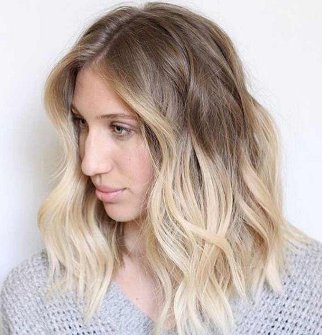 Приклади і тенденції: стильні стрижки на довге волосся в 2017 р