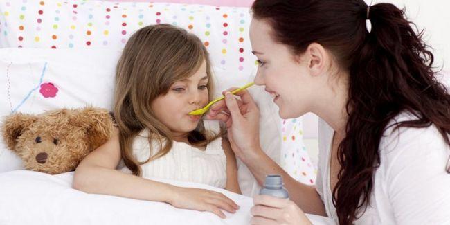 профілактика ГРВІ у дітей