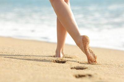 Прості і доступні методи виведення бородавок на ногах