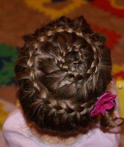 Прості правила створення зачісок для юних леді - плетемо красиві кіски