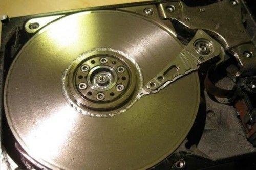 Перевірюємо жорсткий диск на биті сектора засобами системи windows