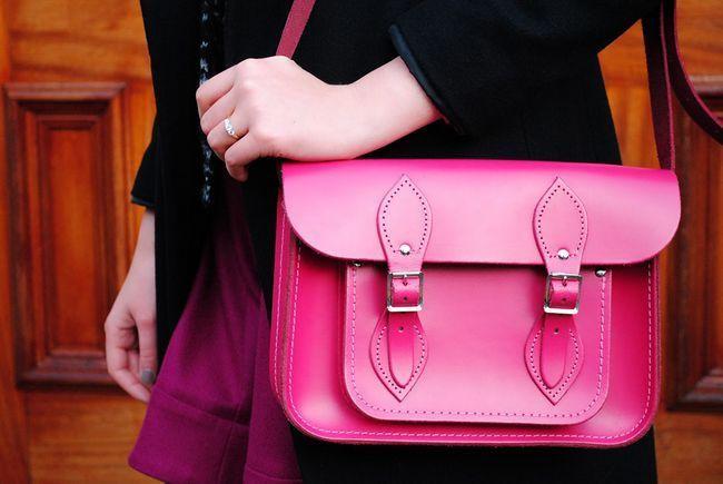 модний колір сумки