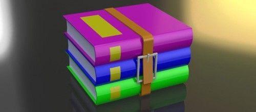 Розпаковуємо файл - установка архиватора, кошти ос