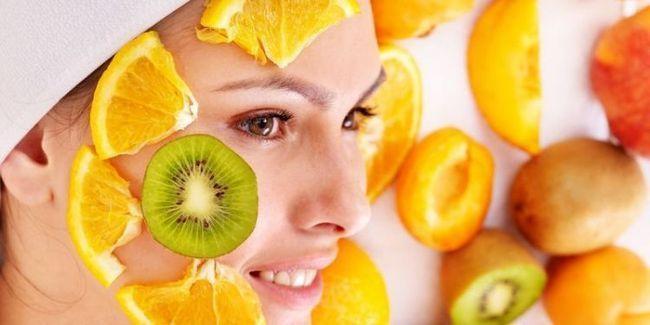Регенерація шкіри: корисні вітаміни