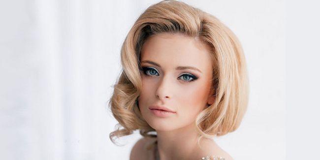 Ретро-зачіска: фото модних образів