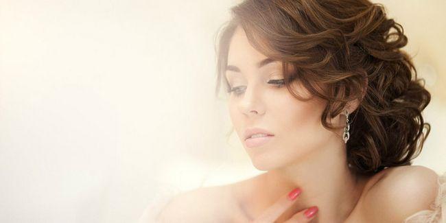 Романтичні зачіски: фото ніжних образів