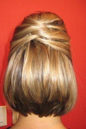 зачіска для романтичного образу