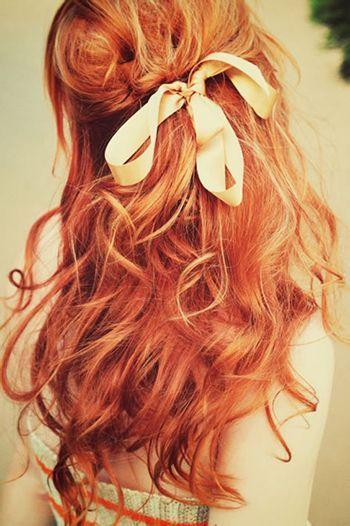 романтична зачіска