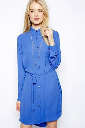 блакитне плаття сорочка